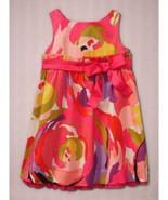 NWT Gap Baby Toddler Girls Portobeloo Floral Dress Multiple Sizes - $14.99
