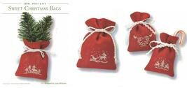 Sweet Christmas Bags cross stitch chart JBW Designs  - $9.00