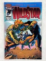 WildStar Sky Zero #3 of 4 September 1993 Image Comics - $5.89