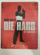Die Hard 25th Anniversary - Blu-ray + DVD Steelbook