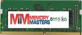 Memory Masters 4GB DDR4 2400MHz So Dimm For Gigabyte GB-BSi5HA-6200 - $45.31