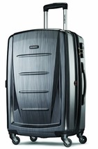 "Samsonite Winfield 2 Hardside 28"" Luggage, Charcoal - $151.94"
