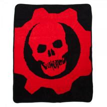 Gears Of War Logo Throw - $672,04 MXN