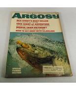 Argosy Men's Magazine April 1966-Worse Than Vietnam-How To Get Away w/$5... - $9.85