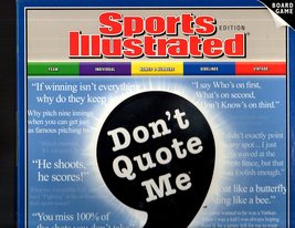 Board Game - Sports Illustrated   - $9.85