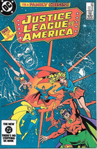 Justice League of America Comic Book #231, DC Comics 1984 NEAR MINT NEW ... - $5.94