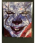 IT 2 Pennywise THE CLOWN Bam Box Exclusive Art Print Signed Sam Zalch /2000 - $14.20