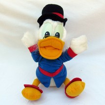 "Disney Scrooge McDuck Large 13"" Plush Stuffed Toy Duck Tales Vintage Dis... - $39.99"
