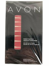 Sealed Avon Instant Manicure Dry Nail Enamel Strips 16 count REDDY TO GO - $9.89