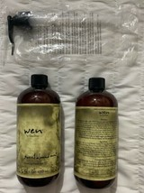 2 Wen by Chaz Dean Sweet Almond Mint Cleansing Conditioner 16Oz With Pump New - $49.48