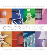 COLOR AT HOME by Meg & Steve Roberts 1st Ed 2008 HC w DJ Creating Style ... - $8.92