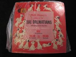 Disneyland Follow Along Record & Book    101 Dalmatians - $5.90