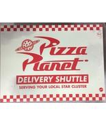 Mattel Disney Pixar Toy Story Alien Remix Pizza Planet Delivery Driver - $59.99