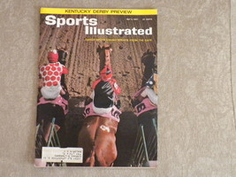 Sports Illustrated Kentucky Derby May 1963: US Gymnasts; CK Yang; Cashin... - $9.99