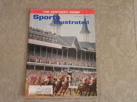 Kentucky Derby in Sports Illustrated May 1965: Yankees, Bugatti Cars, Ce... - $8.99