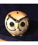 Vintage Ceramic Owl Bank - $9.49
