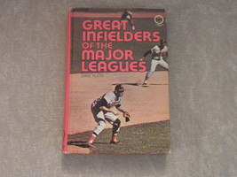 Great Infielders of the Major Leagues by Dave Klein 1972: Hodges, Reese,... - $6.55