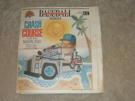 Florida Marlins 1993 inaugural year Miami Herald newspaper Spring Traini... - $5.99