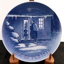 "Bing & Grondahl Christmas Plate ""Santa Claus"" - 1958 Edition - $26.13"