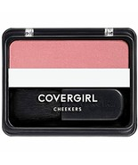 COVERGIRL Cheekers Blendable Powder Blush Deep Plum, .12 oz (packaging may - $5.18