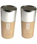 2 pc Lot CLINIQUE Foundation 29 Latte Even Better Evens & Correct Makeup - $18.93