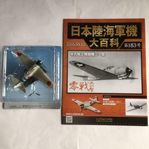 Encyclopedia Of The Japanese Army And Navy Mitsubishi A6M Zero type 21 1/87 - $89.11