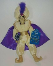 "Vintage Applause Disney Aladdin Prince Ali 11"" Vinyl and Plush Doll Figu... - $14.80"