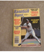Baseball Digest Annual Player Issue Apr 1987: Chris Brown, Robin Yount, ... - $11.00