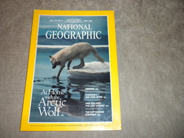 Arctic Wolf, Chernobyl, Kiwi Fruit, Ukraine, New Zeal National Geographic 1987 - $5.79