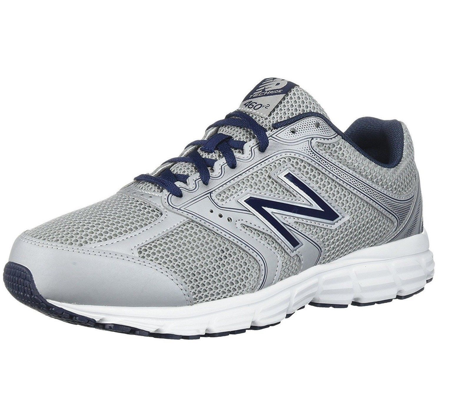 New Balance 460v2 Grey Running Shoes Men's Size 10 M460LC2 image 3