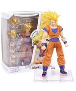 Bandai S.H.Figuarts Super Saiyan SS 3 Son Goku Dragon Ball PVC Action Figure - $99.99