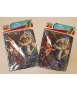 NIP 2 Book Covers School TOY STORY 3 Woody Buzz Disney - $7.95