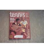 Tennis Magazine 1985 Yearbook: McEnroe, Navratilova, Tennis balls, Tim M... - $8.00