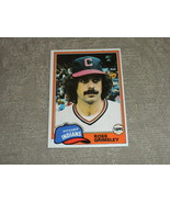 Ross Grimsley Cleveland Indians original 1981 TOPPS  card # 170: NM - $3.99