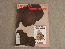 Sports Illustrated March 1963 Sonny Liston, Ali, Tony Lema, NCAA, Roger ... - $6.00