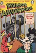 Strange Adventures Comic Book #8 DC Comics 1951 VERY GOOD+ - $116.02