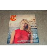 New York Times Magazine Claire Danes Homeland, model Kasia Struss; Trave... - $11.99