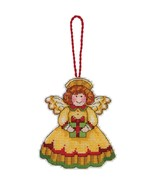 Angel Susan Winget Ornament Kit counted cross s... - $6.30