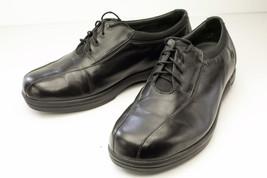 Aravon 8.5 EE Black Casual Oxford Women's Shoe - $68.00