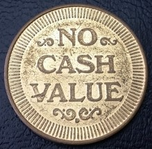 FREEDOM EAGLE NO CASH VALUE TOKEN - FREE COMBINED SHIPPING - $3.58