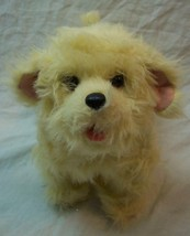 "Hasbro FurReal Friends WALKING BARKING PUPPY DOG 8"" Plush ANIMAL Toy - $24.74"