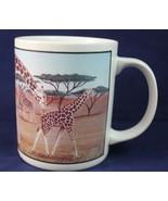 Nigerian Giraffes Coffee Mug The Grand Effect - $14.85