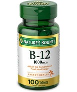 Vitamin B12 by Nature's Bounty, Vitamin Supplement, Supports Energy Meta... - $16.00