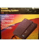 Vintage Answering System machine AT&T 1308 / 1309 For Parts W Box -Owner... - $12.86