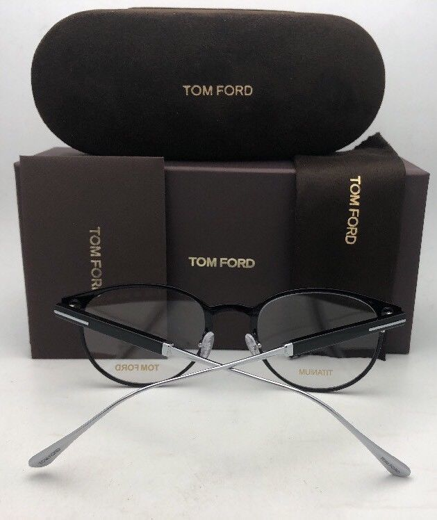 aef908dc1b2a2 New TOM FORD Eyeglasses TF 5483 001 52-19 and 50 similar items. 57