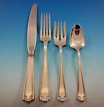 Etruscan by Gorham Sterling Silver Flatware Service for 8 Set 40 pieces - $2,155.50