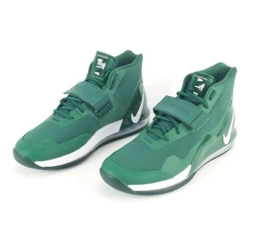 Nike Air Force Max '19 TB Promo Basketball Mens Shoes 11.5 Green AR4095 302 New