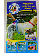 Woof Washer 360 As Seen On TV Pet Washer Cleaner Spray Dog Washer Adjust... - £7.42 GBP