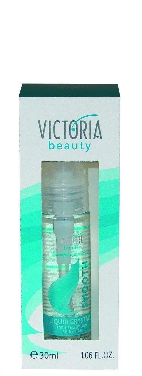 Victoria Beauty Liquid Crystals For Healthy & Shiny Hair Spray Heat Protection - $8.49