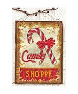 Candy Shoppe Ornament Kit counted cross stitch ... - $5.00